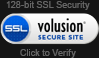 This is a Volusion Secure Site